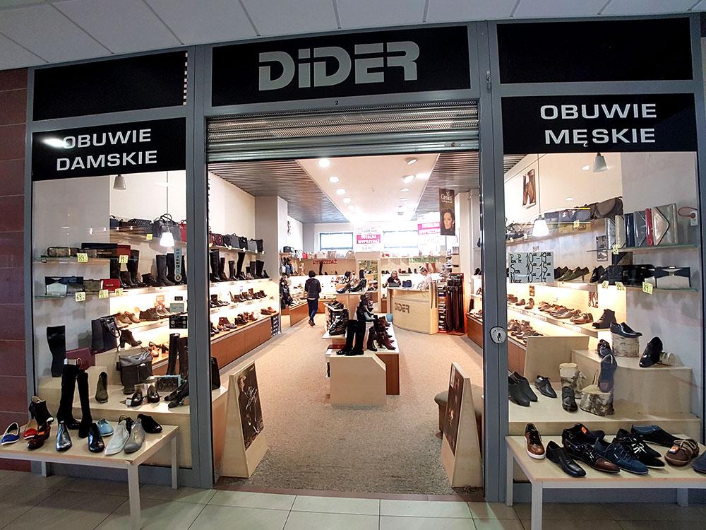e6ed19eaa68d90 Sklep obuwniczy Didier - Galeria Antoniuk